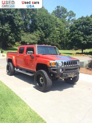 for sale 2009 passenger car hummer h3t kennesaw. Black Bedroom Furniture Sets. Home Design Ideas