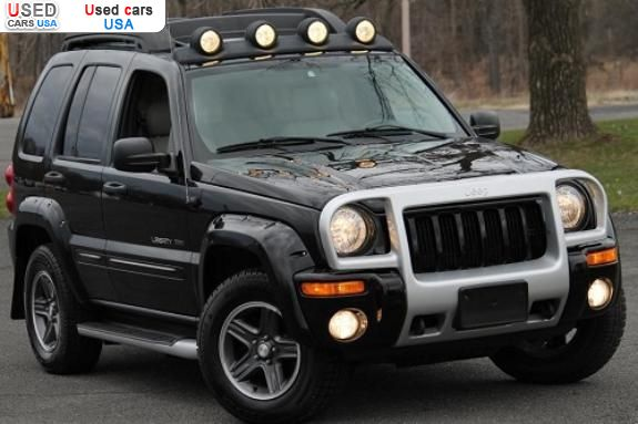 Car Market in USA - For Sale 2003  Jeep Liberty Renegade Sport Utility