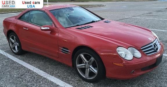 Car Market in USA - For Sale 2005  Mercedes Sl SL Class