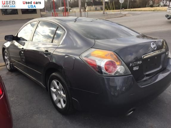 for sale 2008 passenger car nissan altima sl benton insurance rate quote used cars. Black Bedroom Furniture Sets. Home Design Ideas