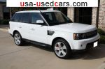 2013 Range Rover Sport SC  used car