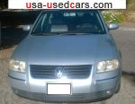 2002 Volkswagen Passat GLS  used car