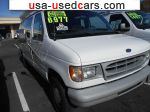 1999 Ford E 150 E-150 Cargo  used car