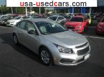 2016 Chevrolet Cruze L  used car