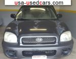 2004 Santa Fe GL  used car