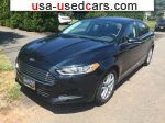 2014 Ford Fusion SE  used car