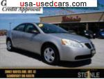 2007 Pontiac G6  used car