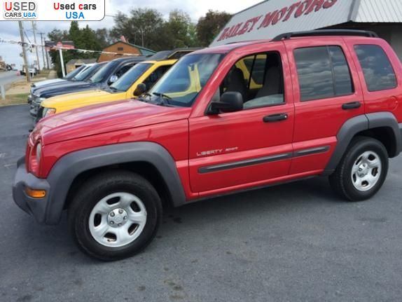 for sale 2003 passenger car jeep liberty benton insurance rate quote used cars. Black Bedroom Furniture Sets. Home Design Ideas