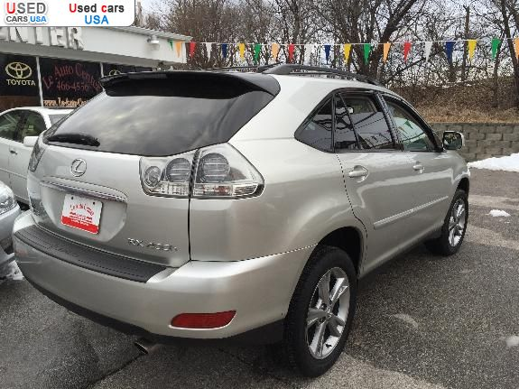 for sale 2006 passenger car lexus rx 400h lincoln. Black Bedroom Furniture Sets. Home Design Ideas