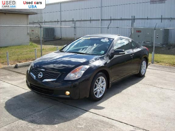 for sale 2008 passenger car nissan altima 3 5 se baton rouge insurance rate quote price 9500. Black Bedroom Furniture Sets. Home Design Ideas