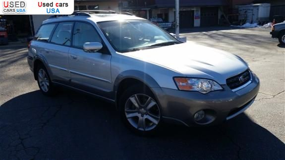 for sale 2006 passenger car subaru outback 3 0 r l l bean. Black Bedroom Furniture Sets. Home Design Ideas