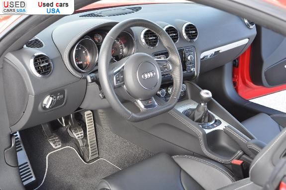 Car Market in USA - For Sale 2012  Audi TT RS