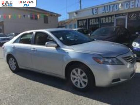 for sale 2007 passenger car toyota camry hybrid le lincoln insurance rate q. Black Bedroom Furniture Sets. Home Design Ideas
