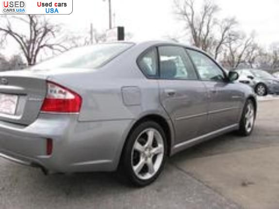 for sale 2008 passenger car subaru legacy lincoln insurance rate quote price 7477 used. Black Bedroom Furniture Sets. Home Design Ideas