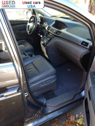 Car Market in USA - For Sale 2012  Honda Odyssey Touring