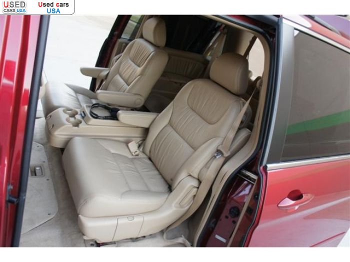 Car Market in USA - For Sale 2006  Honda Odyssey