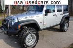 2011 Jeep Wrangler Unlimited  used car