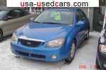 2005 KIA Spectra sx  used car
