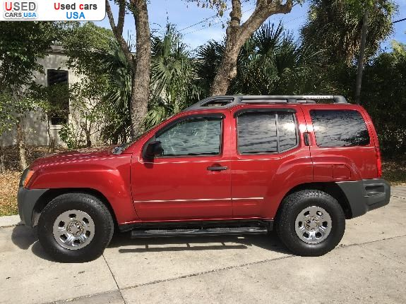 for sale 2008 passenger car nissan xterra x naples insurance rate quote price 8595 used cars. Black Bedroom Furniture Sets. Home Design Ideas