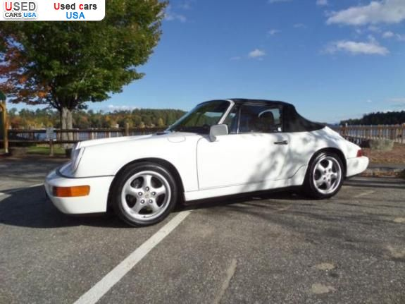 Car Market in USA - For Sale 1991  Porsche 911 3.6L 3606CC H6