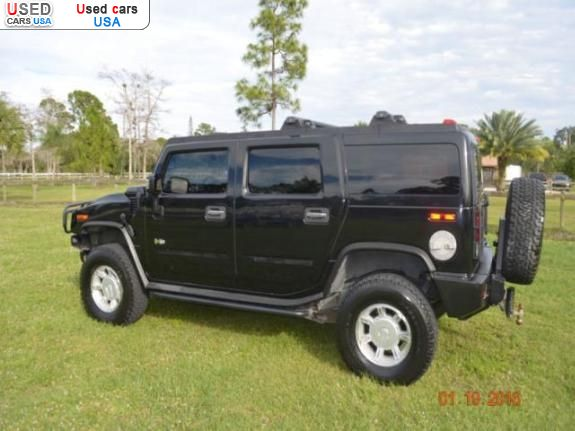 for sale 2006 passenger car hummer h2 6 0l 5967cc 364 blountstown insurance rate quote price. Black Bedroom Furniture Sets. Home Design Ideas