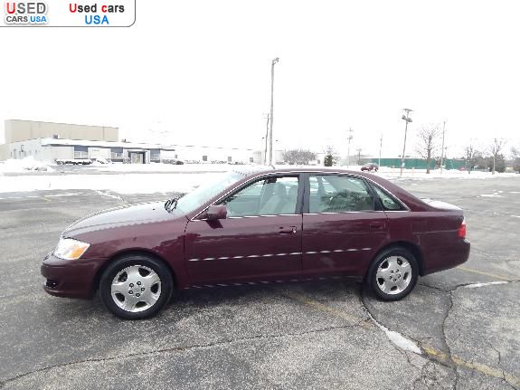 Car Market in USA - For Sale 2004  Toyota Avalon XLE