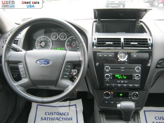 ... Car Market in USA - For Sale 2009 Ford Fusion SEL Moonroof Sync Spoiler ... & For Sale 2009 passenger car Ford Fusion SEL Moonroof Sync Spoiler ... markmcfarlin.com