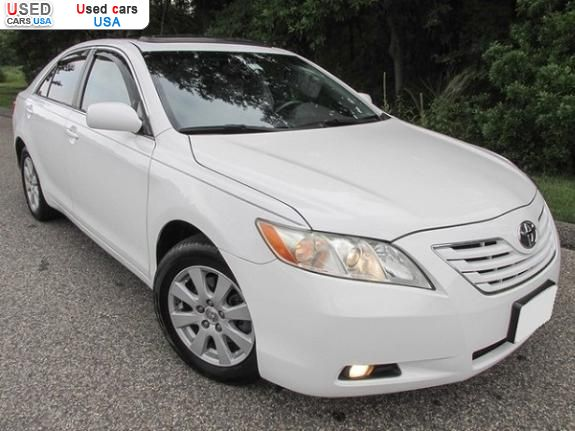 for sale 2007 passenger car toyota camry xle birmingham insurance rate quote price 3500. Black Bedroom Furniture Sets. Home Design Ideas