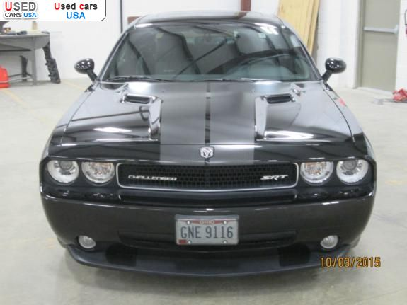 Car Market in USA - For Sale 2008  Dodge Challenger