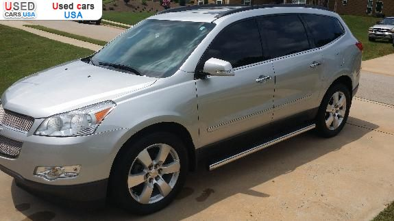 For Sale 2012 Passenger Car Chevrolet Traverse Ltz