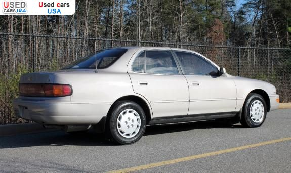2000 Toyota Camry For Sale >> For Sale 1993 passenger car Toyota Camry LE, Clover ...