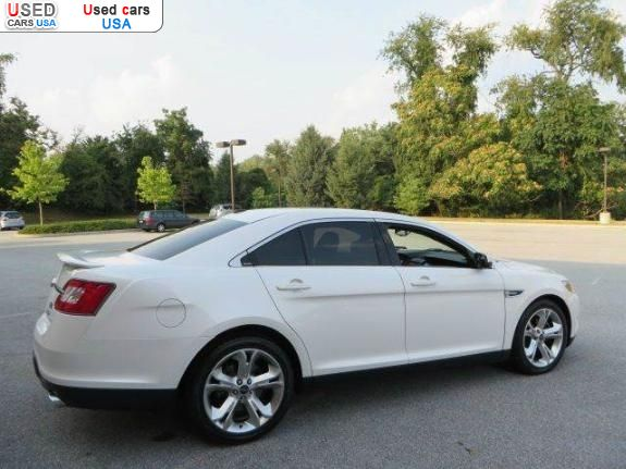 for sale 2012 passenger car ford taurus sho houston insurance rate quote price 4500 used cars. Black Bedroom Furniture Sets. Home Design Ideas