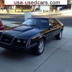 1983 Ford Mustang  used car