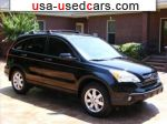 2007 Honda CR V CR-V  used car
