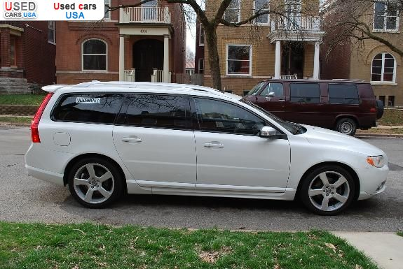 for sale 2010 passenger car volvo v70 r design wagon chesterfield insurance rate quote price. Black Bedroom Furniture Sets. Home Design Ideas