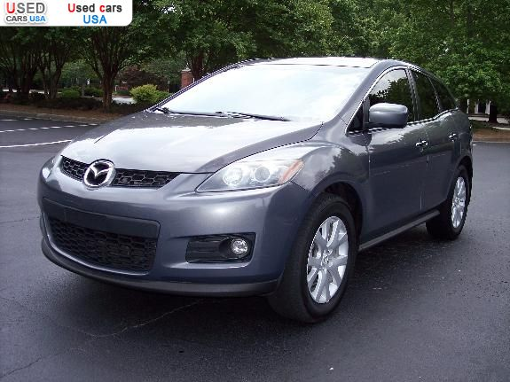 for sale 2008 passenger car mazda cx 7 cx 7 grand touring roswell insurance rate quote price. Black Bedroom Furniture Sets. Home Design Ideas