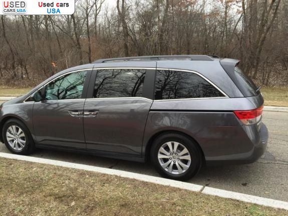 for sale 2014 passenger car honda odyssey south bound brook insurance rate quote price 16700. Black Bedroom Furniture Sets. Home Design Ideas