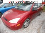 2000 Ford Focus  used car