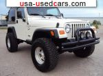 2000 Jeep Wrangler Sport  used car