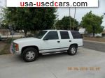 1999 Chevrolet Tahoe 8 Cylinder  used car