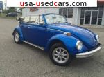 1972 Volkswagen Beetle  used car