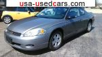 2006 Monte Carlo LT  used car