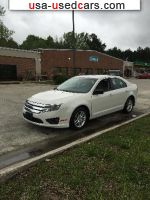 2011 Ford Fusion S  used car