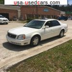 2004 Cadillac De Ville  used car