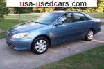 2003 Toyota Camry SE  used car