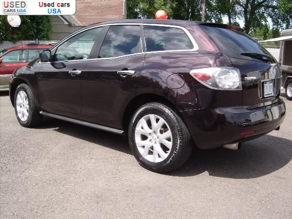 for sale 2007 passenger car mazda cx 7 cx 7 salem insurance rate quote price 8995 used cars. Black Bedroom Furniture Sets. Home Design Ideas