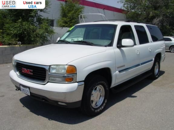 for sale 2001 passenger car gmc yukon xl slt victorville insurance rate quote used cars. Black Bedroom Furniture Sets. Home Design Ideas
