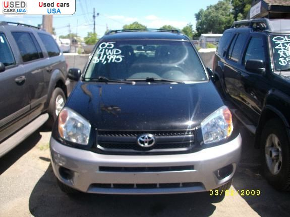 for sale 2005 passenger car toyota rav4 peabody insurance rate quote price 4995 used cars. Black Bedroom Furniture Sets. Home Design Ideas