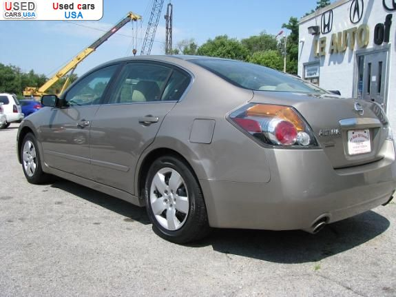 for sale 2007 passenger car nissan altima 2 5s omaha insurance rate quote price 5777 used cars. Black Bedroom Furniture Sets. Home Design Ideas
