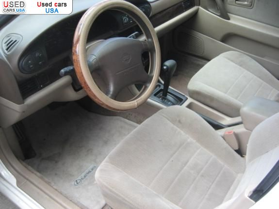 Car Market in USA - For Sale 1997  Nissan Altima GXE